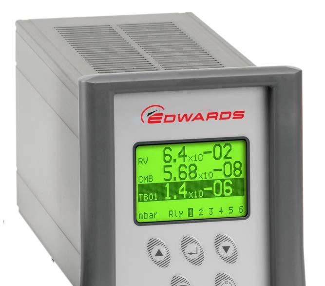 Turbo and instrument models add the ability to control up to 3 of our range of Active gauges.
