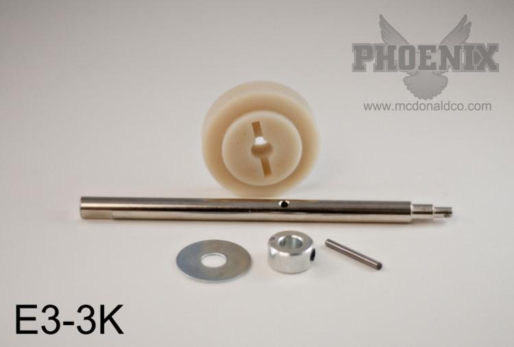 E3-3K Feed Wheel Kit