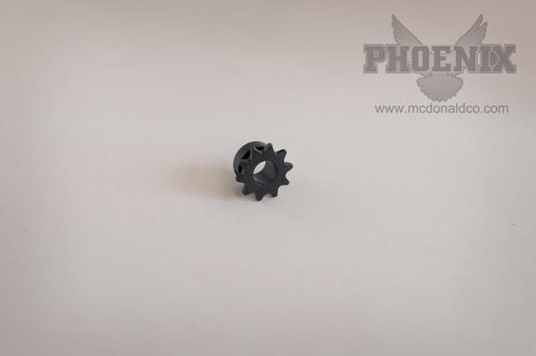 Motor Sprocket (1/4 bore)
