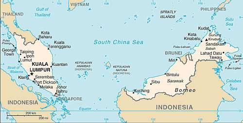 1 of 8 12/29/2010 1:11 PM Malaysia Last Updated: December 2010 Malaysia is a significant oil and natural gas producer and is strategically located amid important routes for the seaborne energy trade.