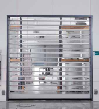 The transparent lath. A glance at the advantages of the EFA-STT : Impressive transparency Maximum speeds of up to 3.