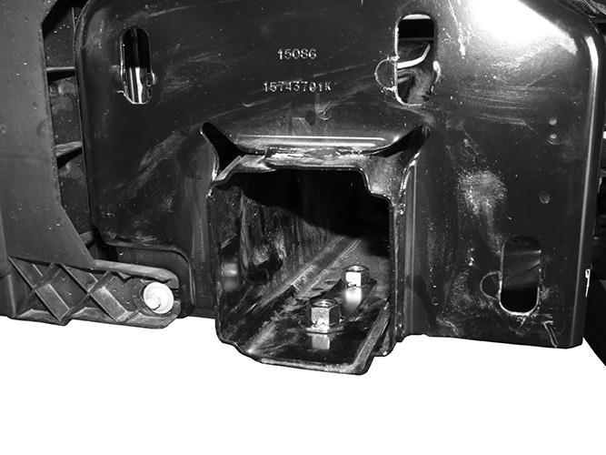 Driver Side Installation Pictured (Fig 1) Remove fog light