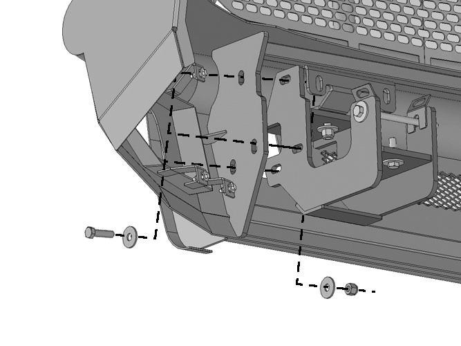 pictured (Fig 11) Attach Bumper to Bracket Assembly (3)