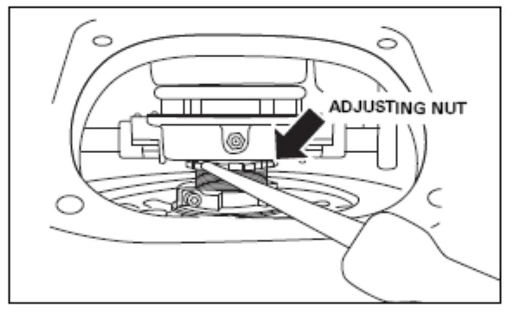 "Clutch Adjustment Use the following procedures to achieve a Clutch Brake Gap of 0.530"" ±0."