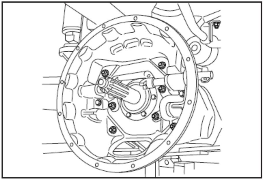 Installation Before Proceeding Ensure that all mating components of the clutch and the entire clutch actuation system are inspected and replace worn components as needed Check: Pilot bearing, Release