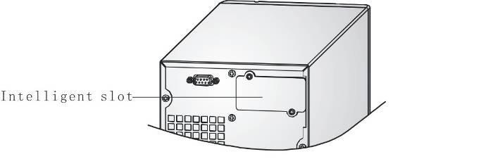 Computer interface: The type of signals is provided by the UPS to communicate with a host computer through communicati cable included in the standard accessory, User can use special mitor software
