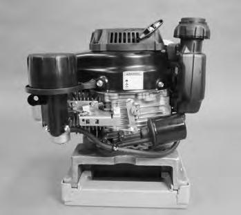Carburetor C D E G. Control Panel H. Priming Pump (if equipped) I. Air Cleaner J.