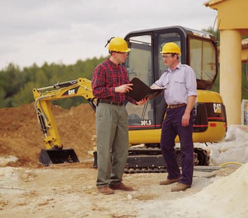 Serviceability Quick access and superior design make the Mini Hydraulic Excavator easy to maintain.