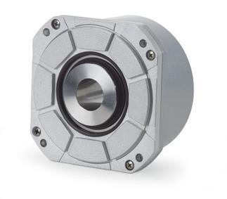 Maximum system accuracy: +/- 5 Direct coupling to axis