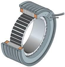 MCU-5X: Trunnion table Torque motor driven rotary axis and