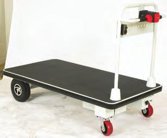"5"" handle height. w: 24"" 24"" 30"" 30"" h: 41.5"" 41.5"" 41.5"" 41.5"" d: 46"" 58"" 58"" 70"" Power Drive Platform 47¼"" turning radius. Deck height from floor: 12.375""."