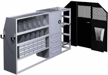 D 070KP Parts Tray / Parts Drawer 8 H x 4 W x D 07084KP Partition Fixed Center SL-PM-PR 4 07459KP Parts Drawer /