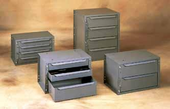 Parts Drawer Cabinets Composite Parts Drawer Cabinets feature composite drawers for nuts and bolts, or other small items. Available in six sizes to fit your budget and needs.