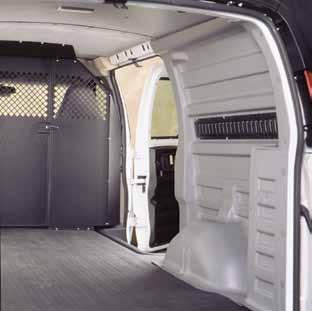 Cargo Protection Packages For Full-size Vans Masterack Cargo Protection Packages protect your investments in your work van and your cargo, preventing