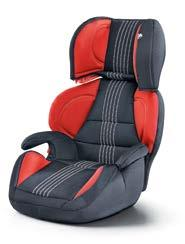 Kind child seat (000 019 904D) Category (according to weight in kg)