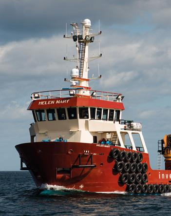 Boosting efficiency One of the biggest costs of running a marine vessel will be paying to keep it fuelled; especially as global oil and diesel costs continue to fluctuate with changes in the energy