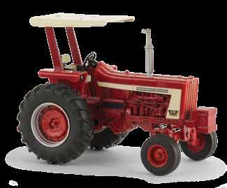 ERTL TOYS & COLLECTIBLES 2018 CATALOG 1:32 Steiger 540 4WD Part No.