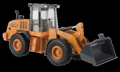 No. ZFN46614 This 1:16 SV280 Skid Steer and Ram