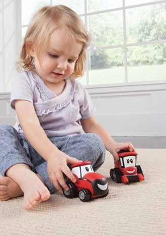 ZFN37798 Pack: 12 - Age grade 18 mos+ - While supplies last 4 Tiny Tracks