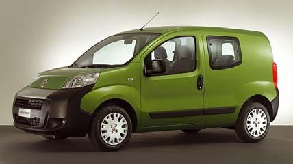 FIAT Fiat Fiorino Station wagon Model 2008
