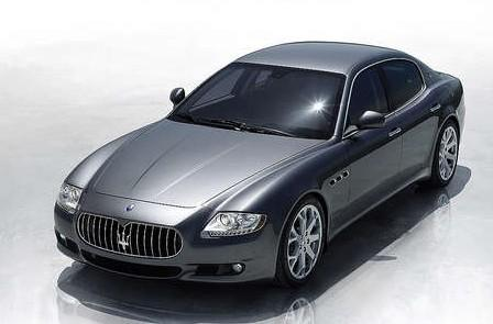 MASERATI Maserati Quattroporte Sedan Facelift Model