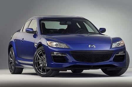 MAZDA Mazda RX-8 Coupe Facelift Model 2009 Introduction: