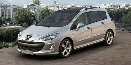 Peugeot 308 SW Station wagon