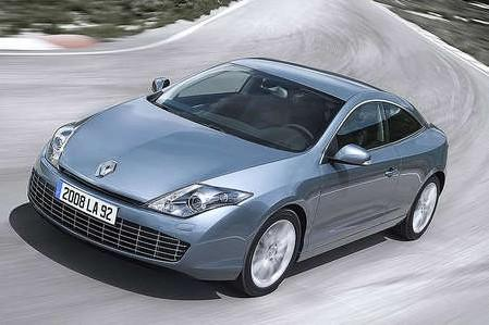 Renault Laguna Coupe Model 2009 Introduction: