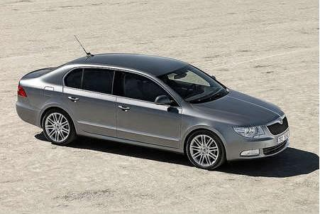 Skoda Superb Hatchback Model 2008