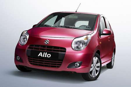 version of the Suzuki Alto 36/45 Model