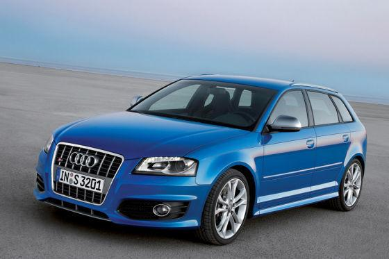 (Images show the S3 Sportsback) Audi A4 Allroad Station wagon Model