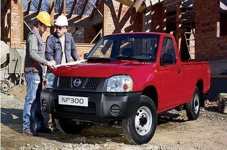 NISSAN LCV Nissan NP300 Pick up Model 2008