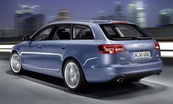 design Audi A6 Allroad Station