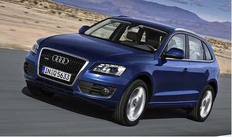 Audi Q5 Station wagon Model 2009