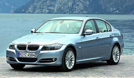 BMW BMW 3 series Sedan Facelift