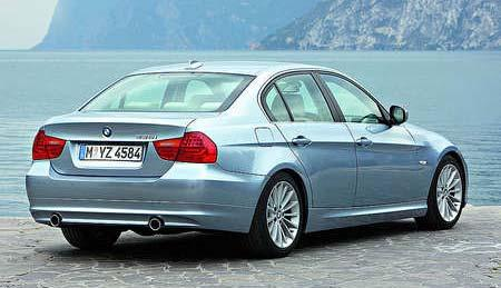 Info: Facelift of the E90.