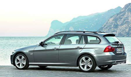 11-2008 Info: Facelift of the E91.