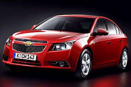 Chevrolet Cruz Sedan Model 2009 Introduction: