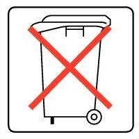 7. Disposal as waste Oil and components must not be disposed of as domestic waste.