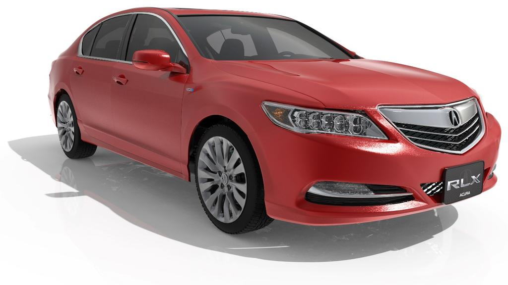 Introduction This guide has been prepared to assist emergency response professionals in identifying a 2014, 2016 18 RLX Sport Hybrid vehicle and safely respond to incidents involving this vehicle.