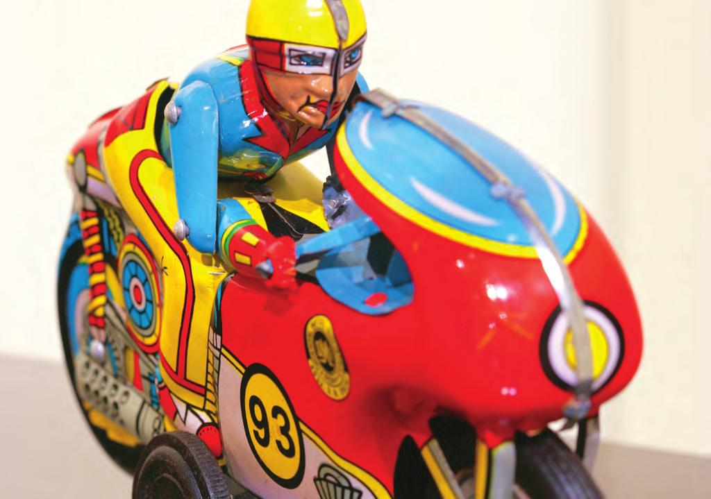 Gaze in wonder at a collection of 400 incredibly rare toys