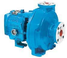 Low Flow ANSI Process Pumps Designed for Total Range of Industry Services Capacities to 22 GPM (5 m 3 /h) Heads to 925 feet (282 m) Temperatures to 7 F (371 C) Pressures to 45 PSIG (32 kpa) LF 3196