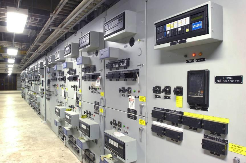 to Control Center Digital Substations Multiple events managed by Smart Relays Increased