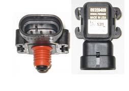 Injector No 9359409 Qty 2087 Alternate No Delco 213-796 (Delphi PS10000) MAP Sensor SMP AS155 Price $8.