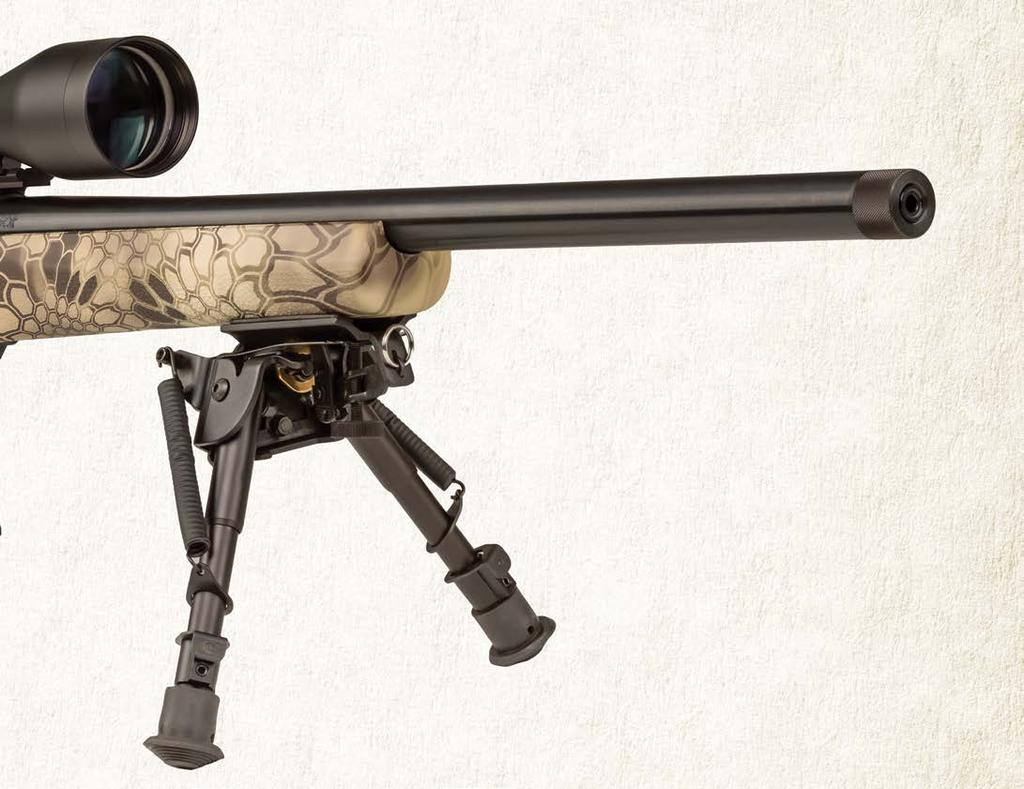 SCOPED PACKAGES Nikko Stirling optics come with a lifetime warranty, and are built with aircraft grade aluminum, premium multi-coated lenses, and stand up to the harshest hunting and
