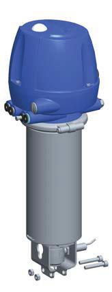 easy for this type of valve. Product features at a glance: 1.
