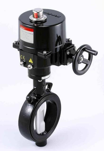 V4(V7)-ABFW-EPN16 Actuated Wafer type butterfly valves FEATURES PRODUCT DATA Cast Iron (V4) or SUS304 (V7) Wafer Body Centric butterfly valve with elastomer liner Wide DN-range (DN 50 DN600) For