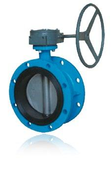 www.jlx-valve.com CONCENTRIC TYPE 11 PRESENTATION Concentric type butterfly valve, as one of the most resilient seated valves in the industrial fields, has a wide range of applications.