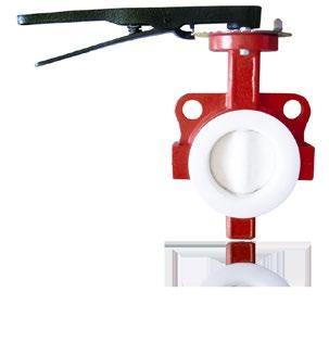 www.jlx-valve.com CONCENTRIC TYPE 17 PRESENTATION Concentric type butterfly valve, as one of the most resilient seated valves in the industrial fields, has a wide range of applications.