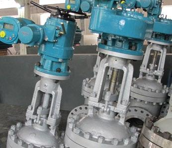 4 BROAD BUSSINESS EXPERIENCE With more than thirty years of experience worldwide, JLX VALVE has achieved a leading position in the industrial valve sector.